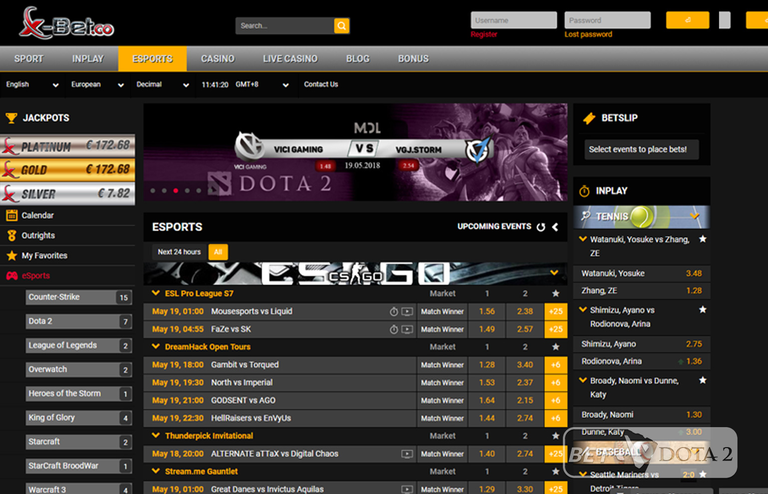 Dota 2 betting facebook layouts betting express.com